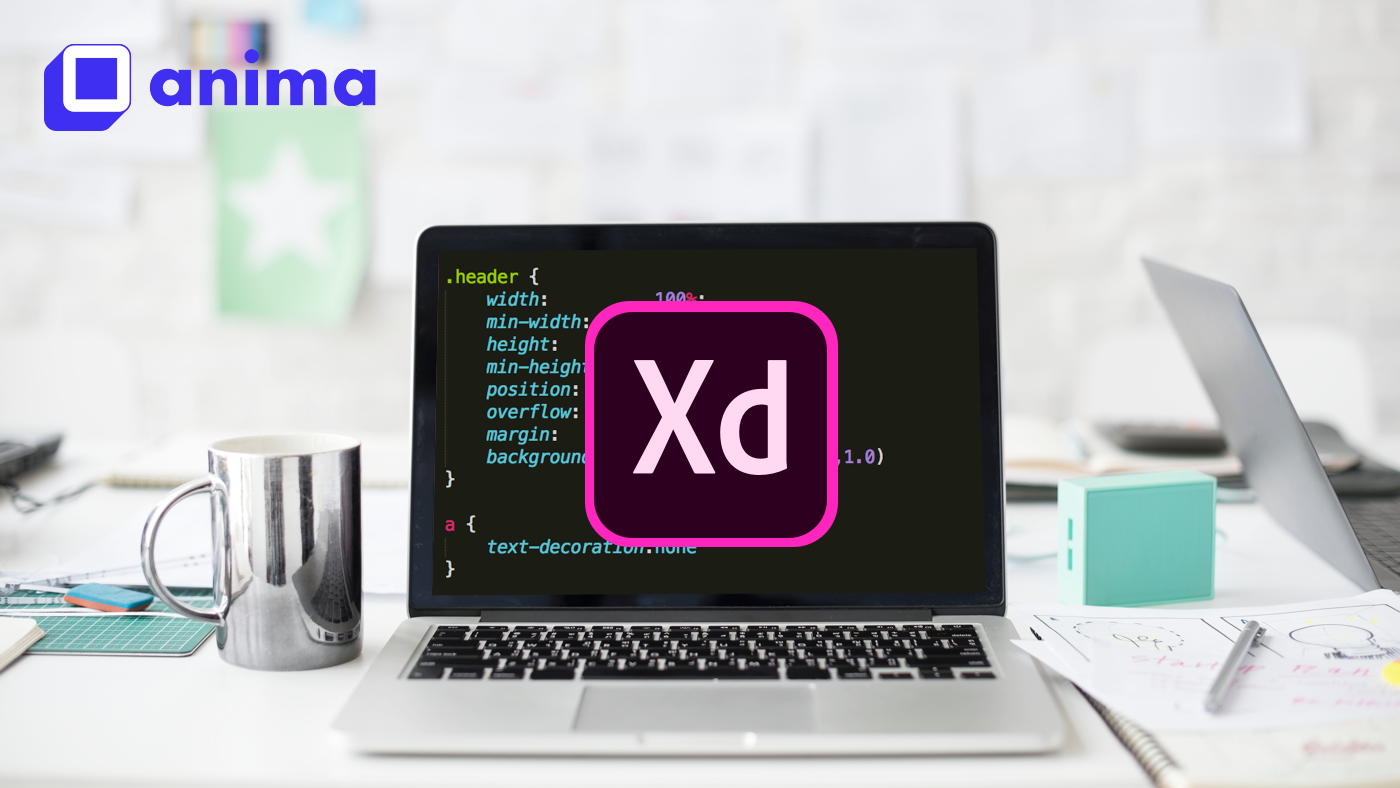 Adobe XD to Code